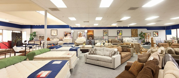 US Furniture Showroom