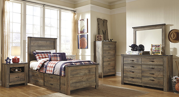 Trinell Kids Bedrooms